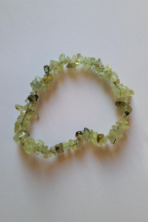 bracelet en Phéhnite
