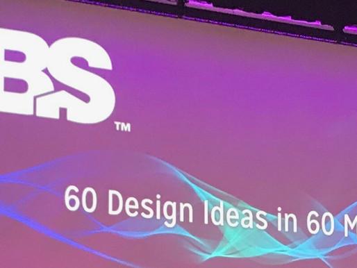 60 design ideas in 60 minutes