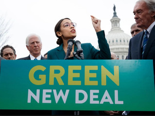"Support The ""Green New Deal"""