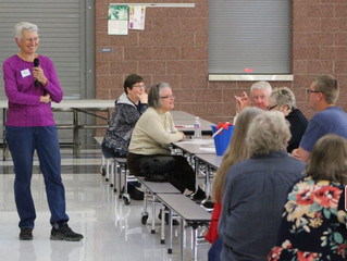 Washington County Democrats focus on issues at 'grassroots' caucus meetings
