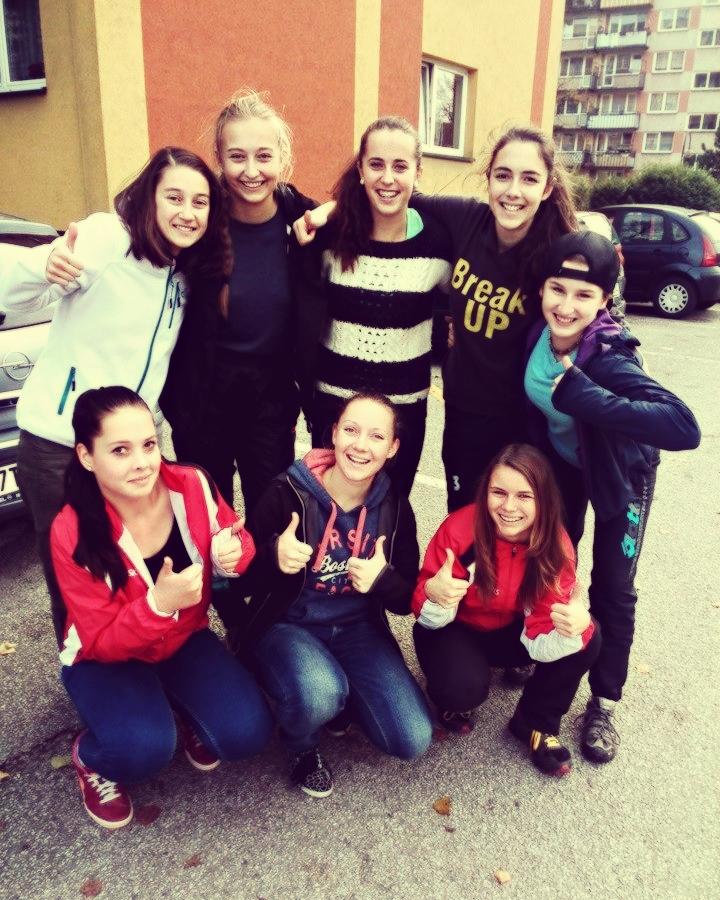 Kadetky - Orlová - 1. listopadu 2014