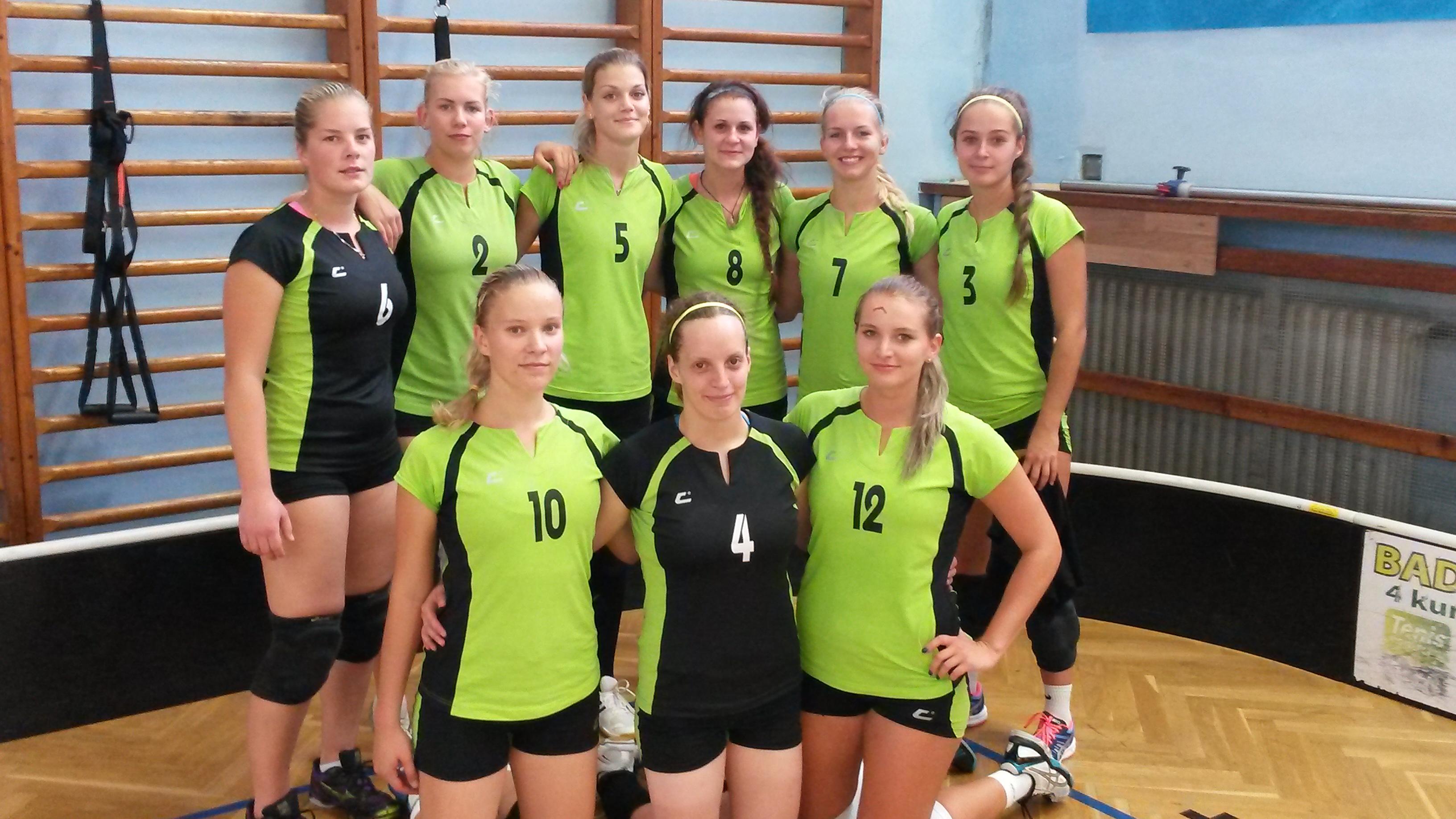 Ženy, Opava Open 2015, září