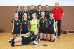 Ženy - Opava Open 20. 9. 2014