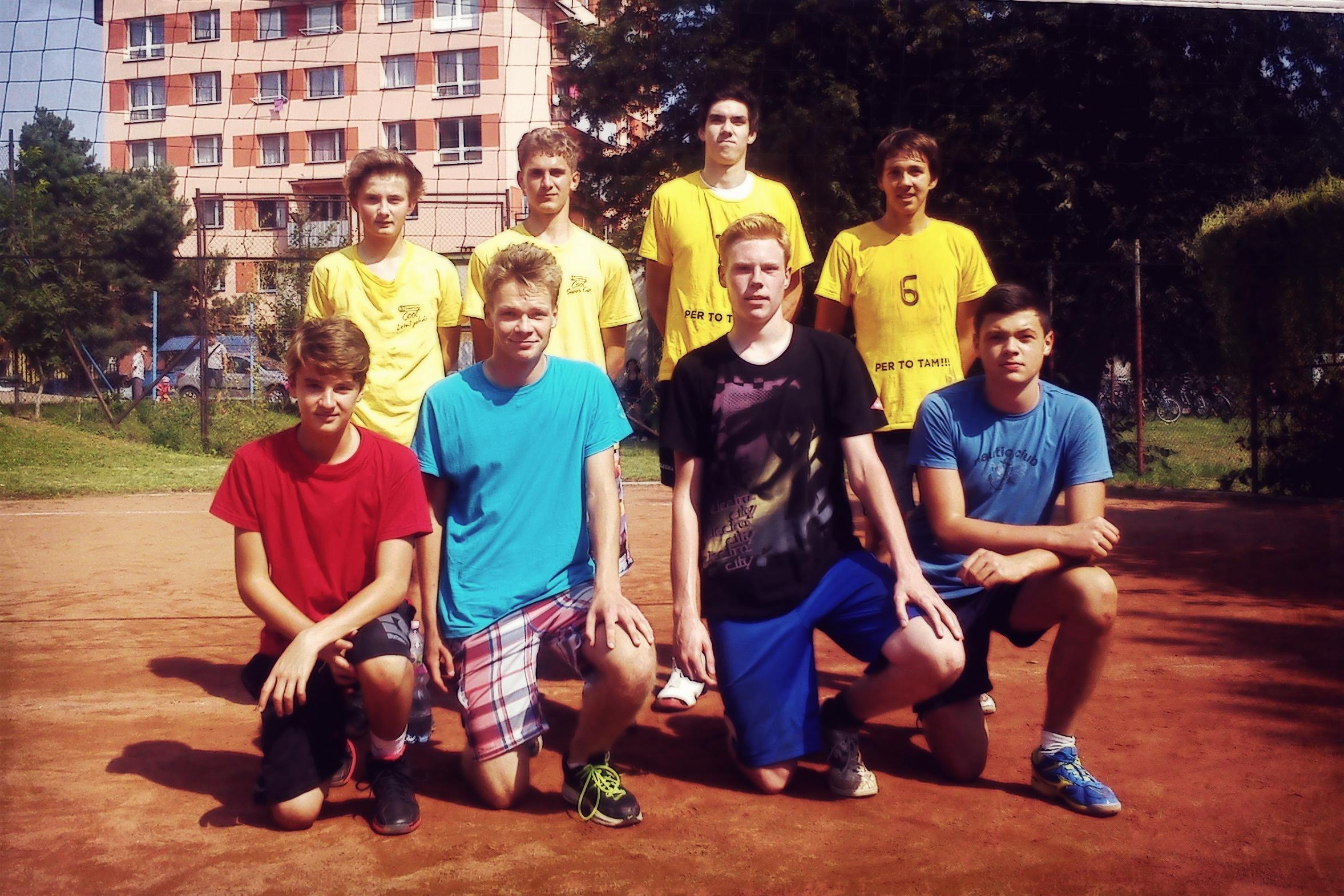 Hrdličkův memoriál - 6. 9. 2014