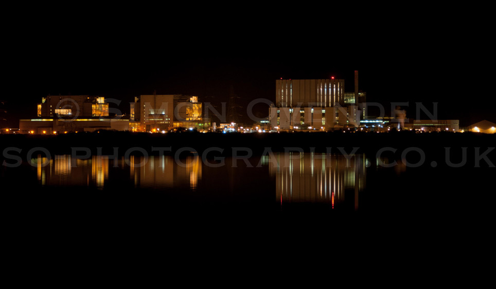 Nuclear at Night