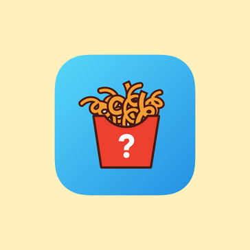 CURLY FRIES APP