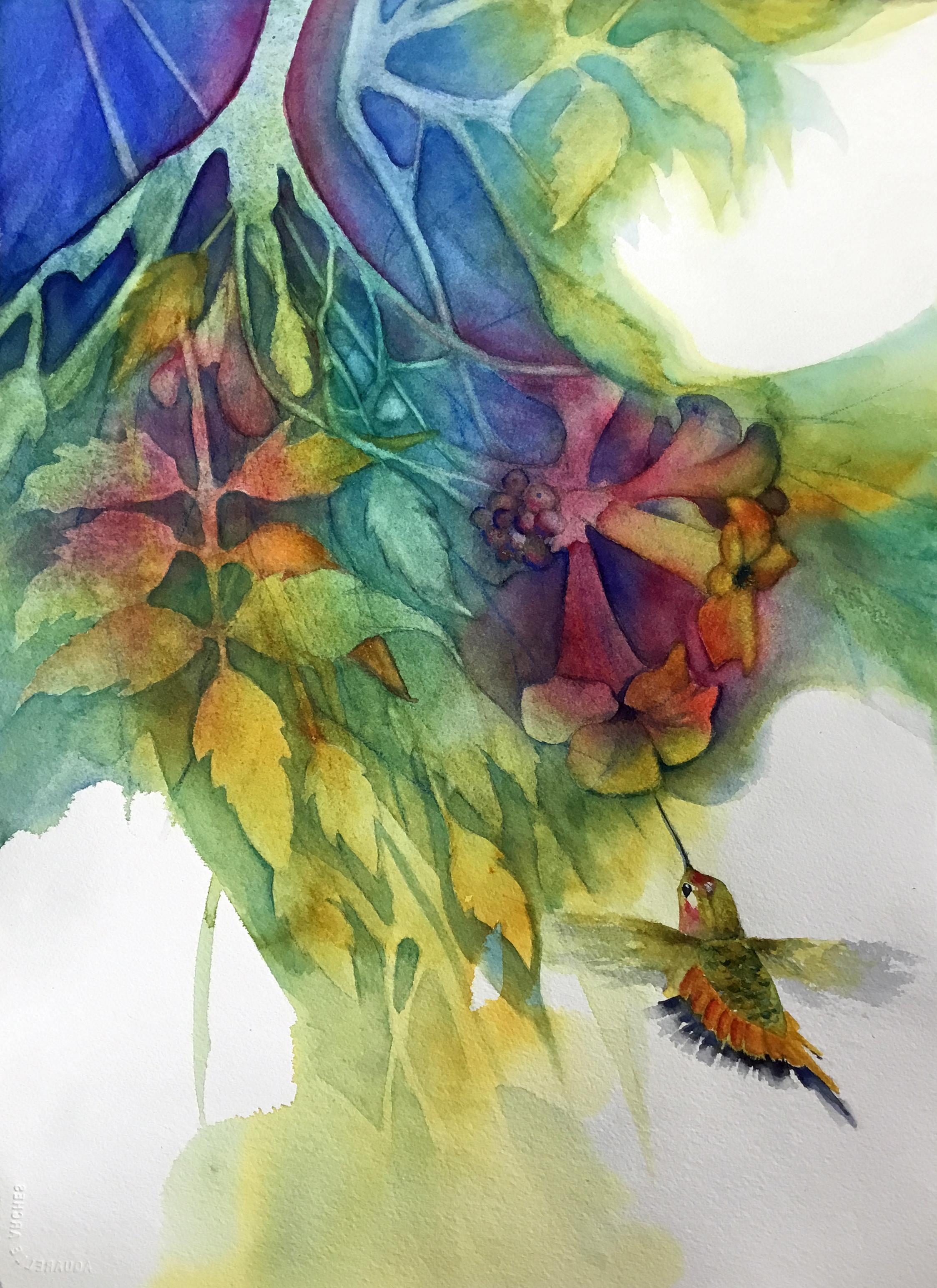 Pollination I