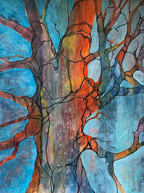 Old Growth - Original Painting