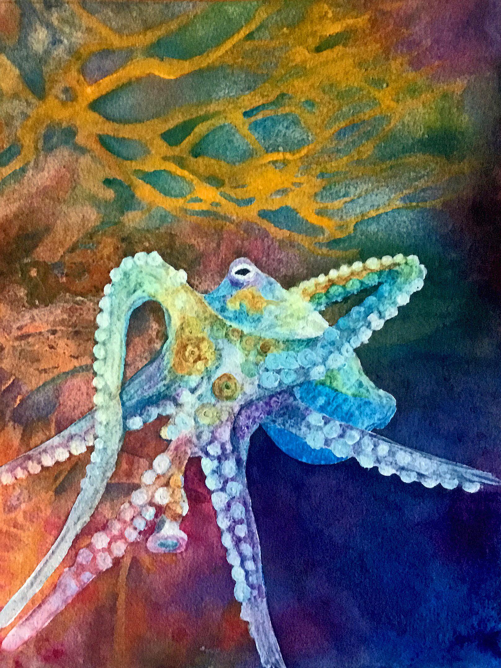 Octopus Garden II