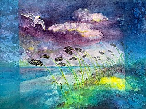 Windswept - Original Painting