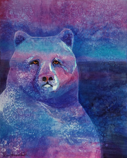 Blue Spirit Bear
