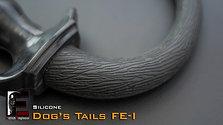 Silica gel Dog Tail M size