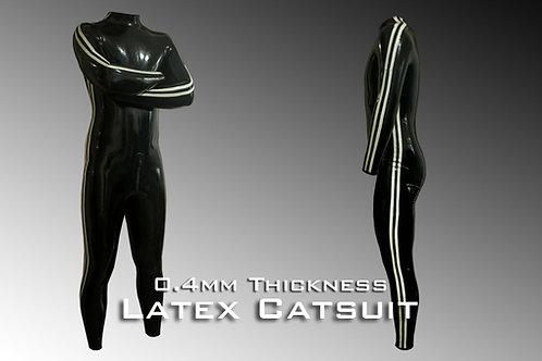 FErubber latex suit sports