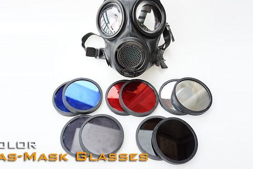 Gasmask FMJ08/S10 lens