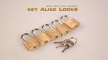5 locks