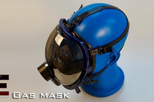 Gasmask Type III silver mirror