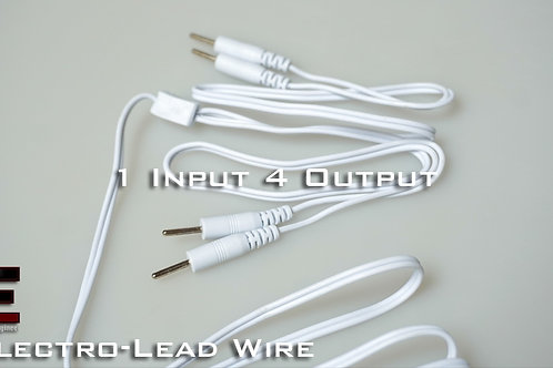 Electro Wire 1 input-4 output
