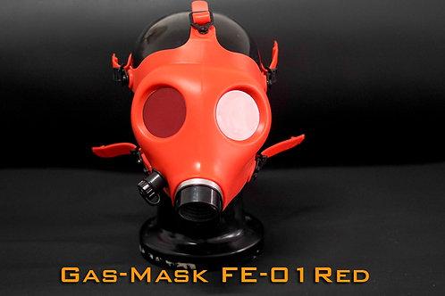 Gasmask Type I Red