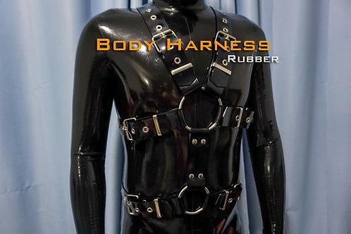Rubber-Half Body harness