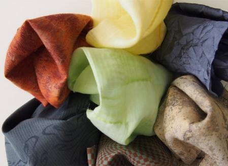 内外織物 制作サンプル