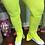 Thumbnail: Split bottom ruch pants