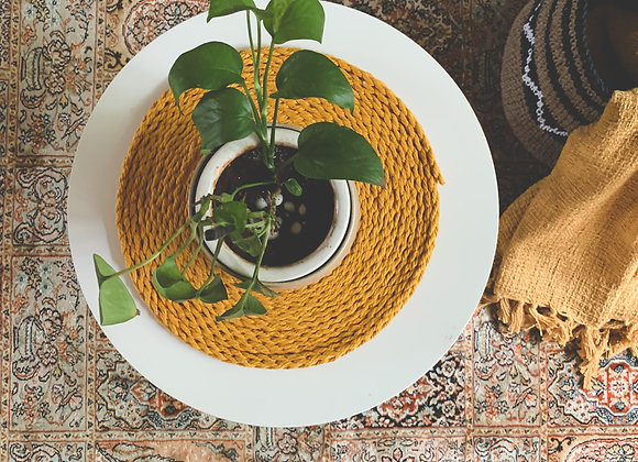 Cadena round placemat