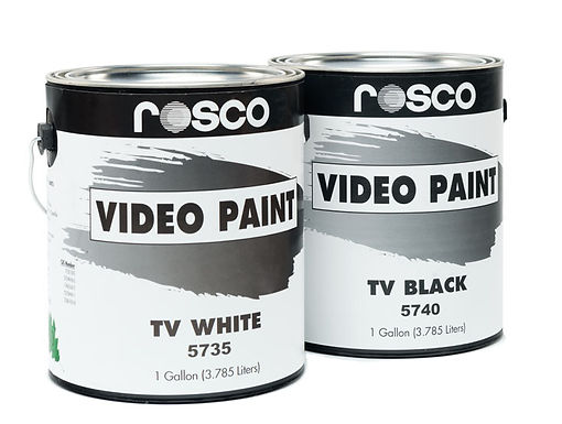 Tinta TV Paint Rosco 3.8L