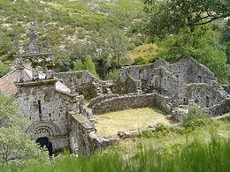 Mosteiro de sta maria das junias