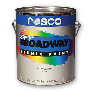 Tinta OFF Broadway Rosco 3.8L