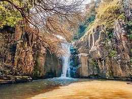 Cascata Rio Mourão