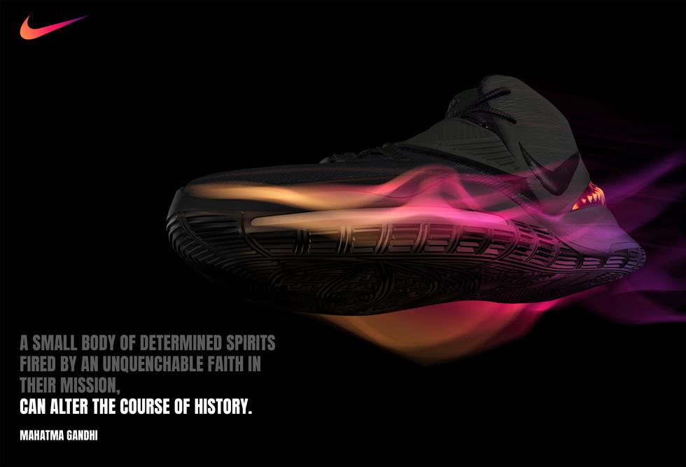 Kiry 6 Nike ad