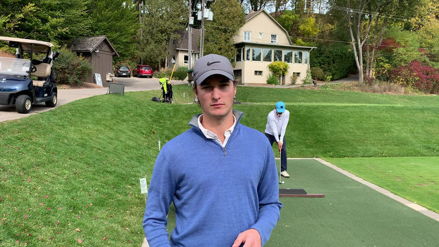 Golf tips with Graeme: How to keep your club from bottoming out too soon