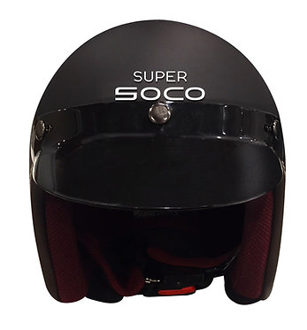 SOCO台灣專屬安全帽