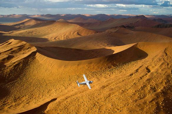 Namibia Birds Eye View