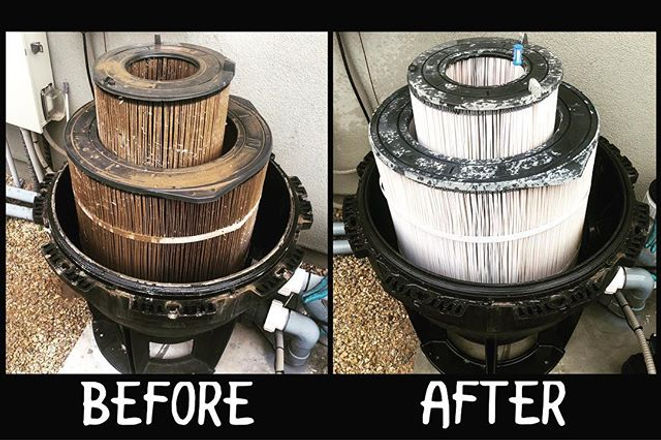 Filter cleans are very important. A dirt