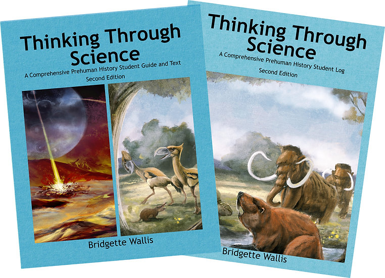 Set of Thinking Through Science Curriculum