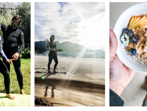 Looking for a yoga & surf getaway in the Western Cape?