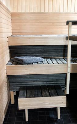 Tervaharju sauna