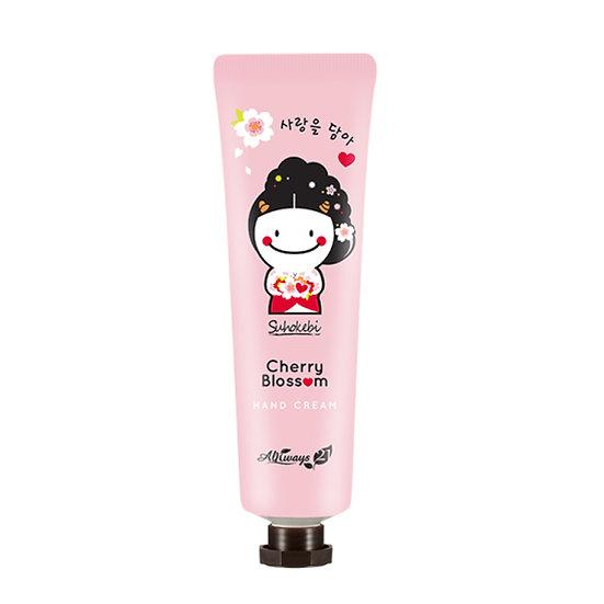 Always21,  Кремя для рук Cherry Blossom Suhokebi Hand Cream