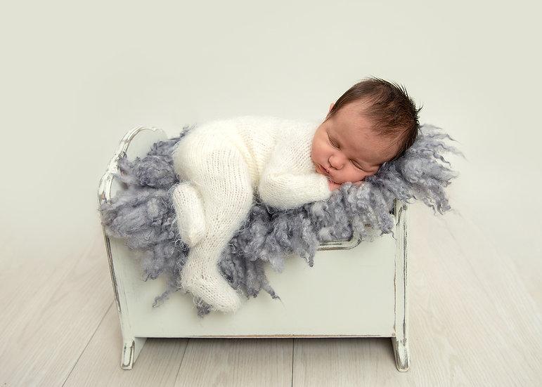 Cassie Posing Crib