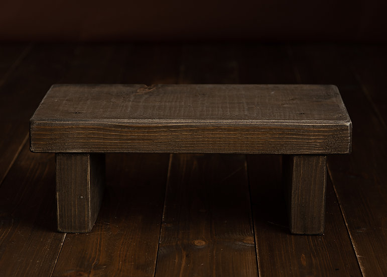 Small Rustic Bench