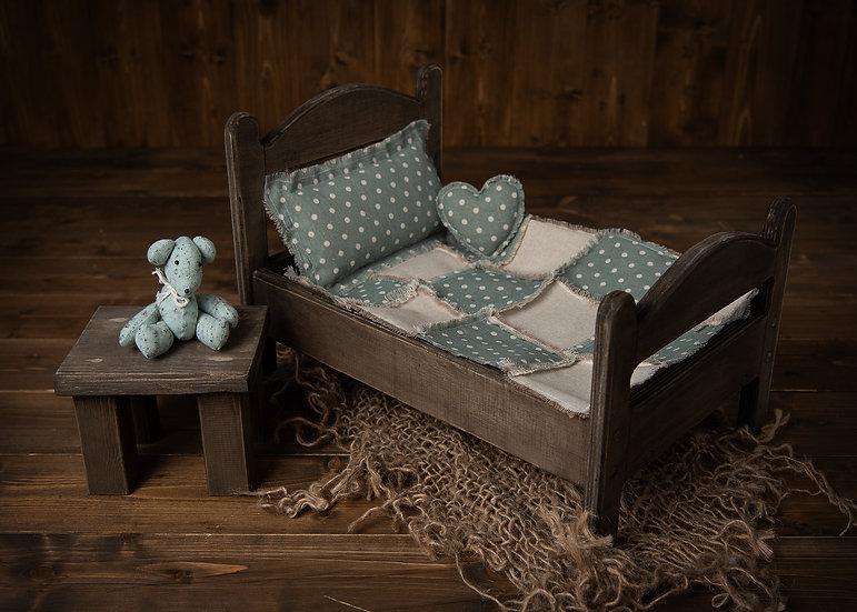 """Ella"" Little Bed"