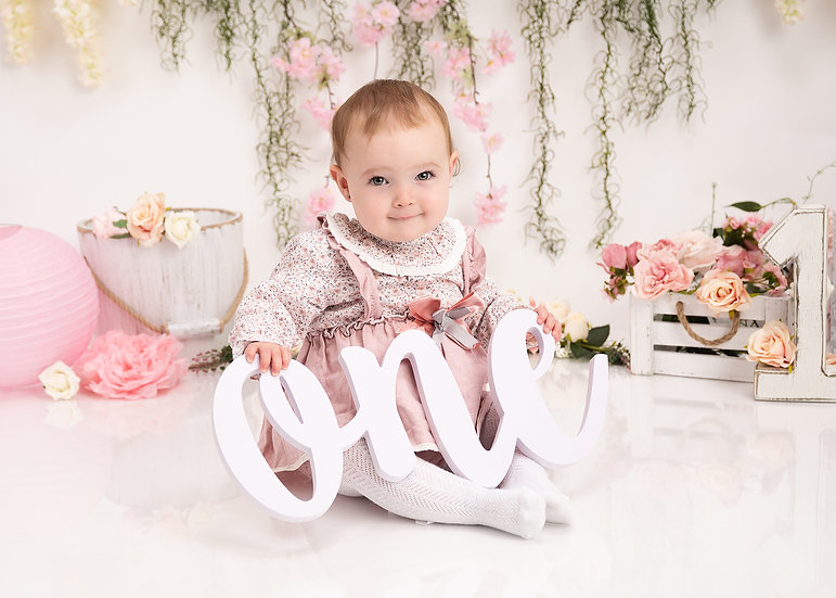Mini Birthday Session- includes 5 digital images