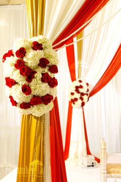 Ankita & Jignesh's Wedding Floral