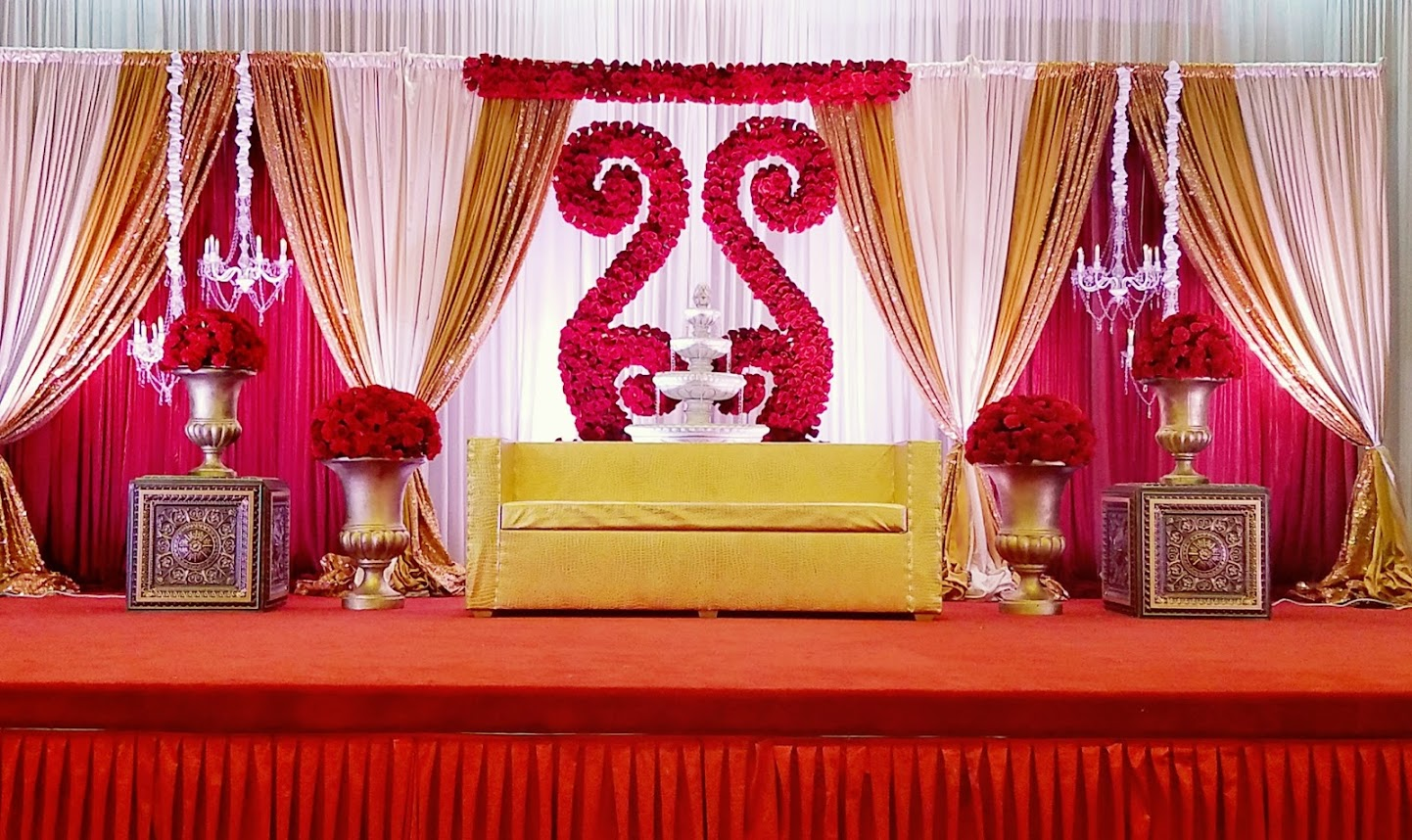 Hinal & Kashyap Wedding Reception