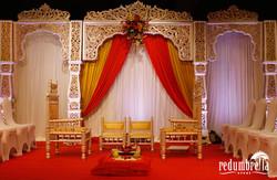 OPEN WEDDING MANDAP DESIGN