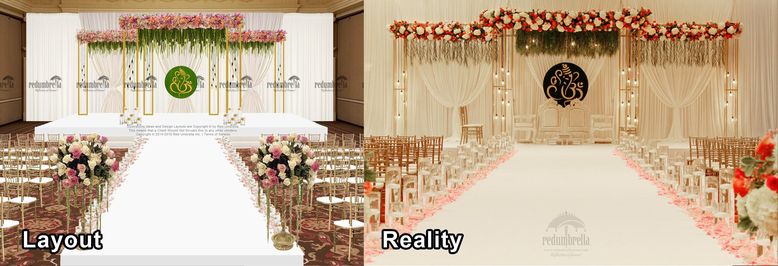Priya + Arpit wedding LR