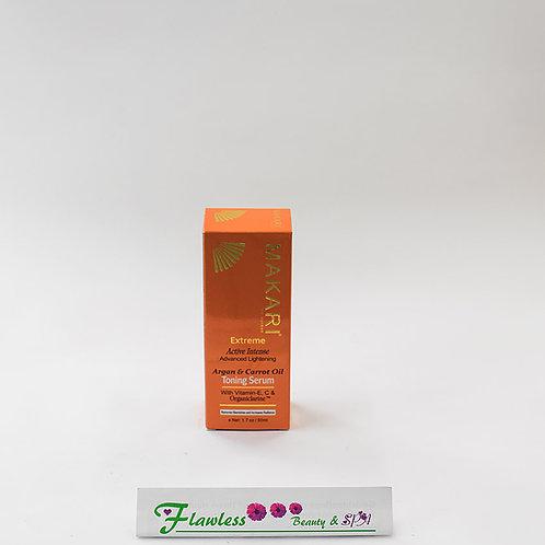 Makari Extreme Argan & Carrot Oil Toning Spot Treatment Serum 50ml