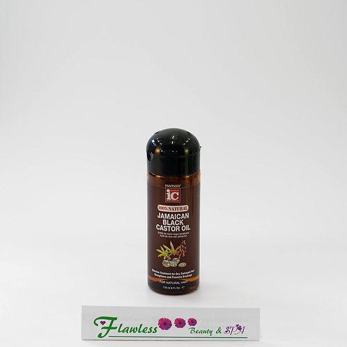 Fantasia IC Fantasia Hair JAMAICAN BLACK CASTOR OIL ‣ 178ml (100% NATURAL) 178ml