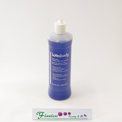 LOTTABODY Setting Lotion Professional Concentrated Formula 450ml by Lottabo